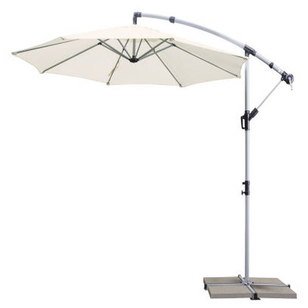 Comment choisir Parasol Deporte Inclinable Cora | Promo