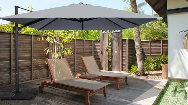 Parasol Chauffant De Table Mister Heat Primagaz